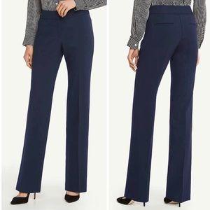 Ann Taylor Signature Blue Trouser